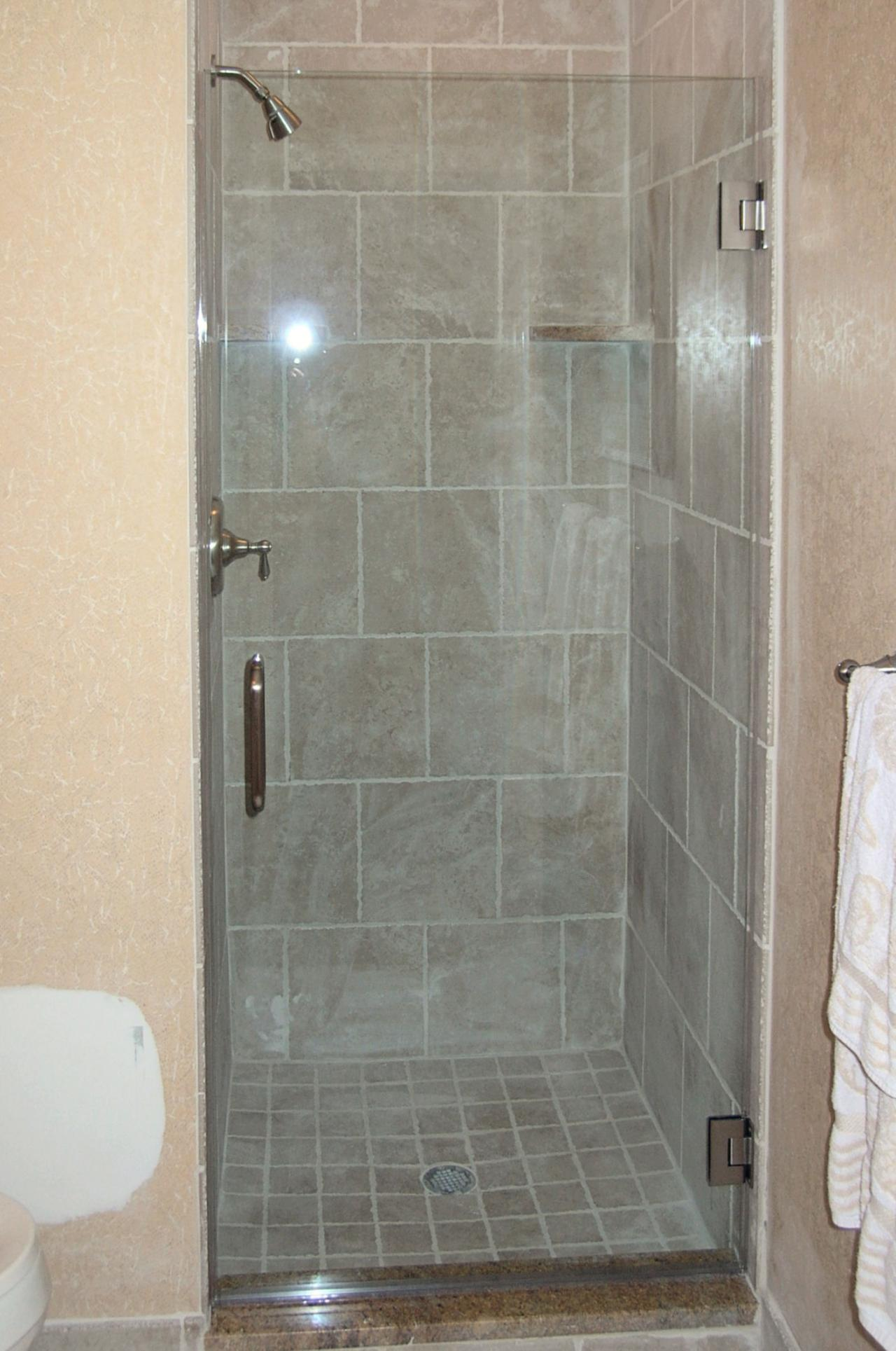 Bath Size Shower Enclosures Conceptual Glass And Shower Door Showers